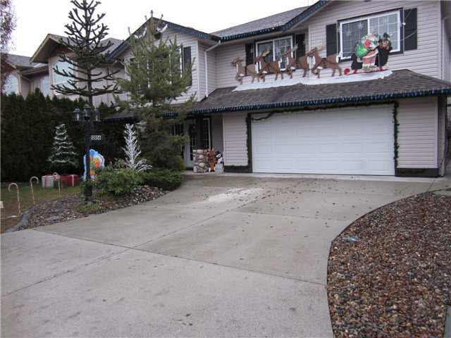 Main Photo: 12056 201ST STREET in : Northwest Maple Ridge House for sale (Maple Ridge)  : MLS®# V861292