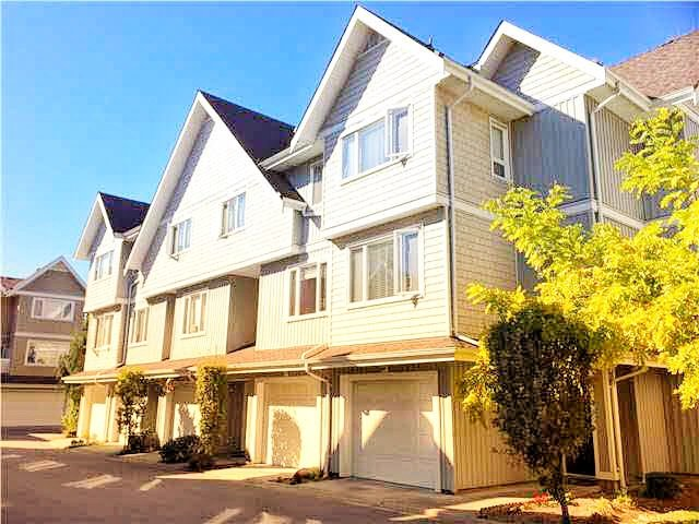 "Main Photo: 18 7420 MOFFATT Road in Richmond: Brighouse South Townhouse for sale in ""Sterling Garden"" : MLS®# R2272427"