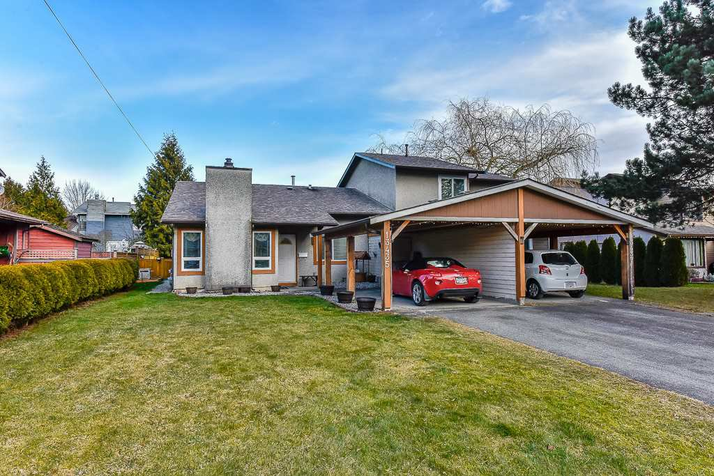 "Main Photo: 13435 68A Avenue in Surrey: West Newton House 1/2 Duplex for sale in ""Bentley"" : MLS®# R2339160"