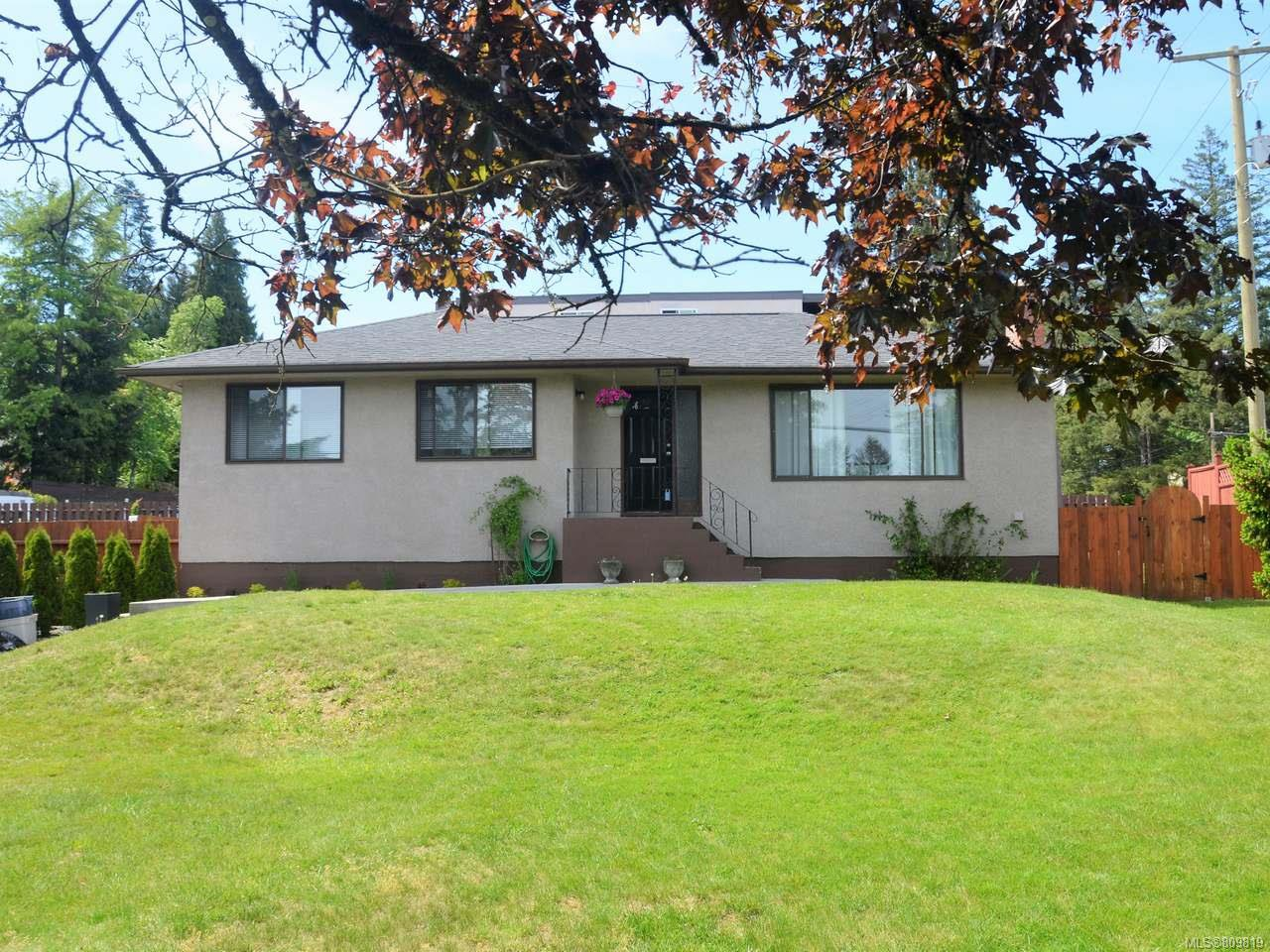 Main Photo: 6092 Mary St in DUNCAN: Du West Duncan House for sale (Duncan)  : MLS®# 809819