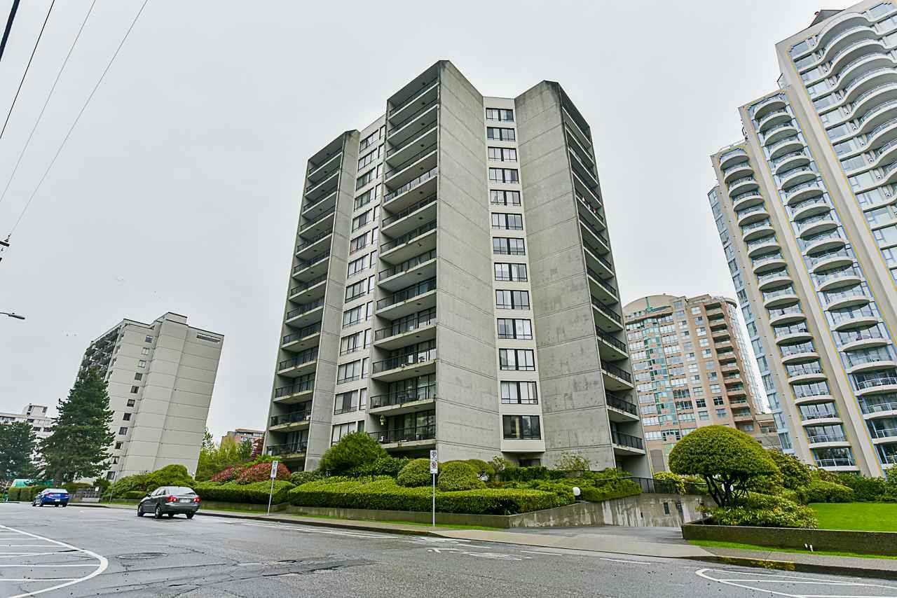 """Main Photo: 206 710 SEVENTH Avenue in New Westminster: Uptown NW Condo for sale in """"THE HERITAGE"""" : MLS®# R2361455"""