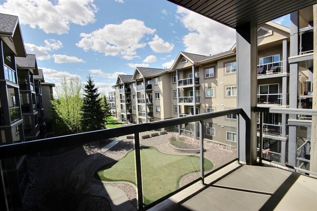 Main Photo: 313 279 Suder Greens Drive NW in Edmonton: Zone 58 Condo for sale : MLS®# E4157006