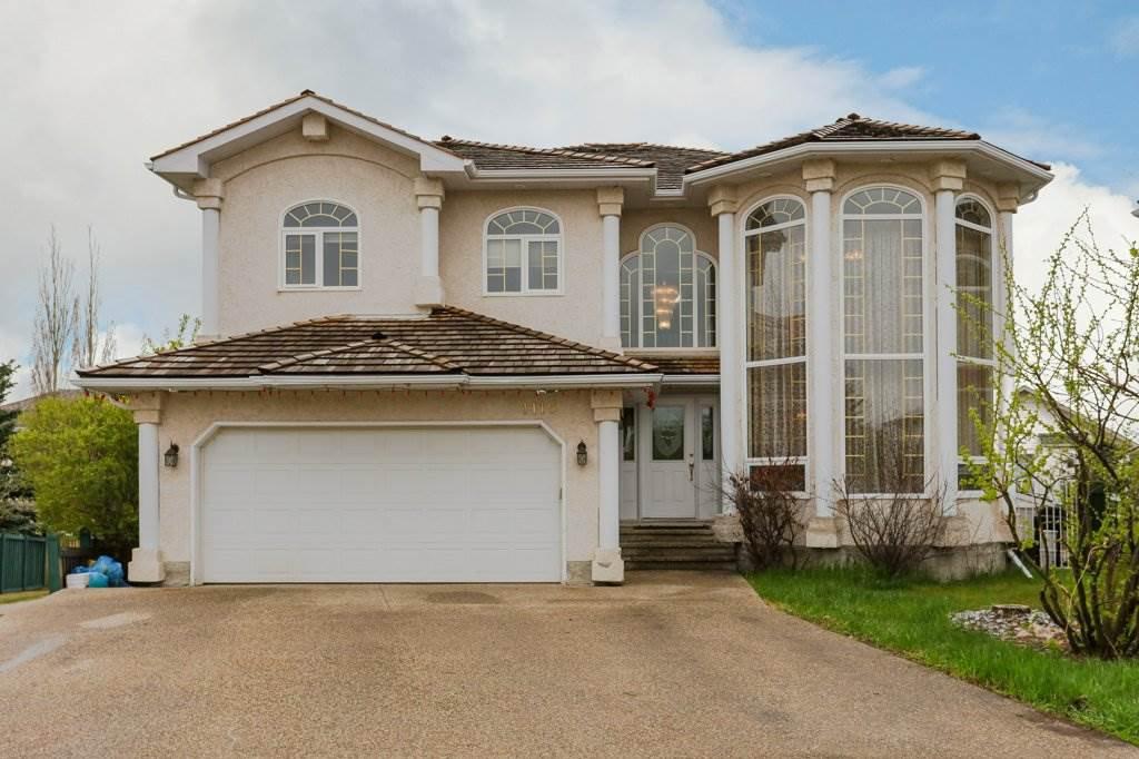Main Photo: 1115 FALCONER Road in Edmonton: Zone 14 House for sale : MLS®# E4157538