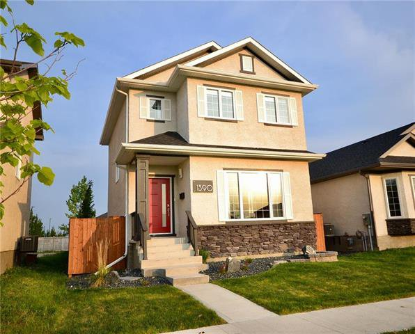 Main Photo: 1390 Concordia Avenue East in Winnipeg: Bridgewood Estates Residential for sale (3J)  : MLS®# 1914470