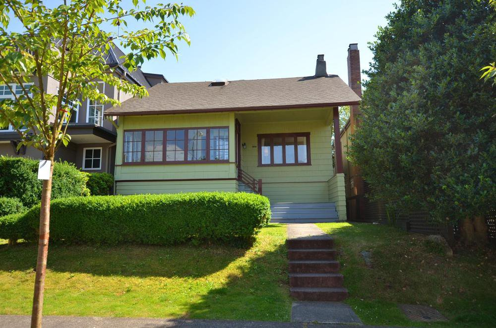Main Photo: 1816 McNicoll Ave in Vancouver: Home for sale : MLS®# V962777