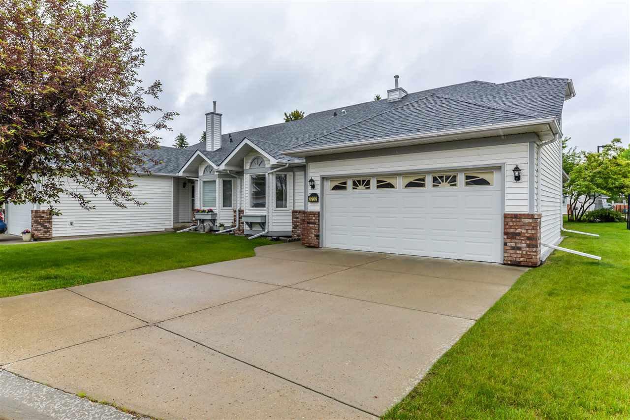 Main Photo: 3232 38 Avenue in Edmonton: Zone 30 House Half Duplex for sale : MLS®# E4162579