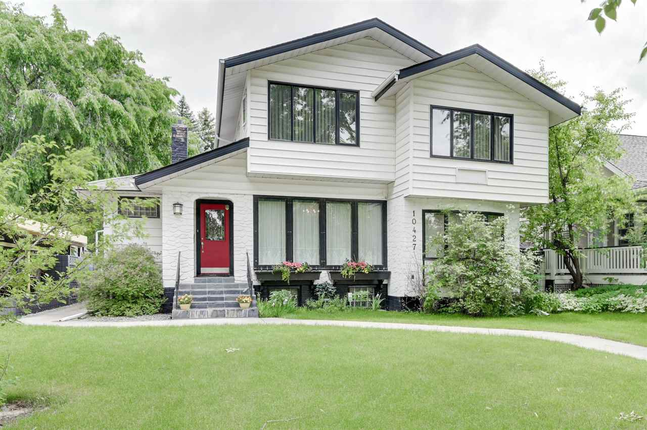 Main Photo: 10427 140 Street in Edmonton: Zone 11 House for sale : MLS®# E4162988