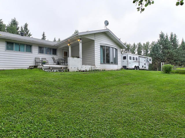Main Photo: 0 52505 RGE RD 15: Rural Parkland County House for sale : MLS®# E4168374