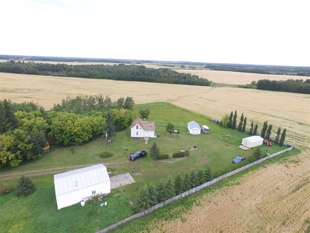Main Photo: 472055 Rge Rd 245: Rural Wetaskiwin County House for sale : MLS®# E4174125