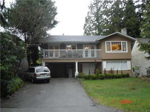 Main Photo: 1420 TERRACE Ave in North Vancouver: Home for sale : MLS®# V908569