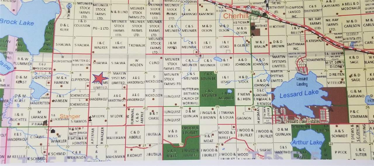 Main Photo: TWP RD 555 RR 62 SW: Rural Lac Ste. Anne County Rural Land/Vacant Lot for sale : MLS®# E4192048