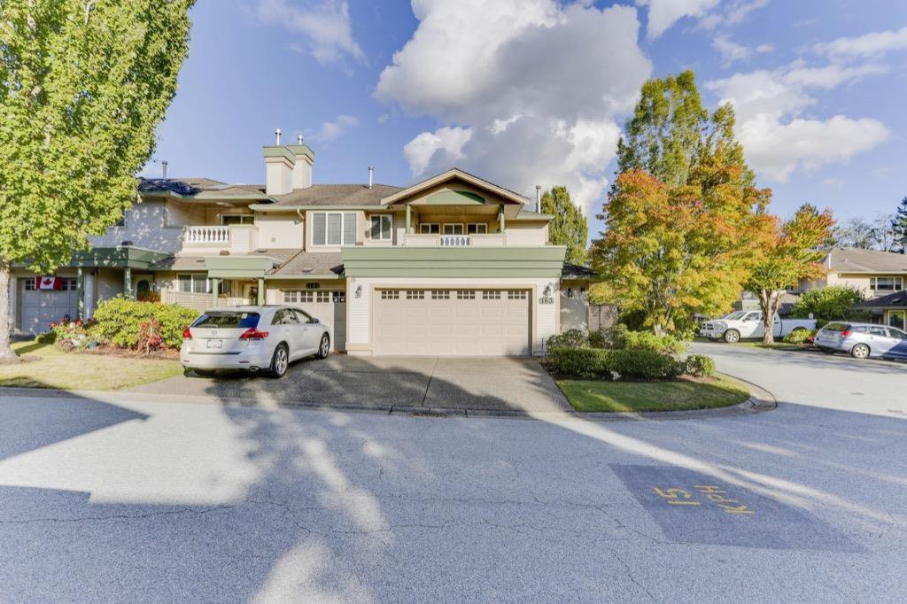 """Main Photo: 163 13888 70 Avenue in Surrey: East Newton Townhouse for sale in """"Chelsea Gardens"""" : MLS®# R2501908"""