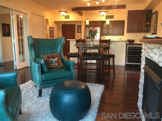 Main Photo: DOWNTOWN Condo for rent : 2 bedrooms : 500 W Harbor Dr #705 in San Diego