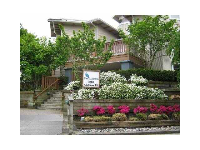 "Main Photo: 224 5600 ANDREWS Road in Richmond: Steveston South Condo for sale in ""THE LAGOONS"" : MLS®# V882107"