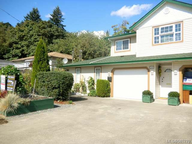 Main Photo: 251 Lukaitis Lane in DUNCAN: Du West Duncan Row/Townhouse for sale (Duncan)  : MLS®# 585279