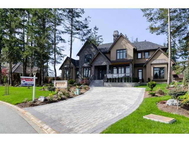 "Main Photo: 5889 W KETTLE Crescent in Surrey: Sullivan Station House for sale in ""Sullivan Station"" : MLS®# F1436814"