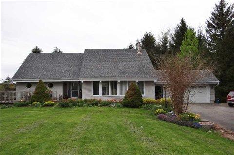 Main Photo: 553506 Mono-Amaranth Twnln in Amaranth: Rural Amaranth House (1 1/2 Storey) for sale : MLS®# X3202715
