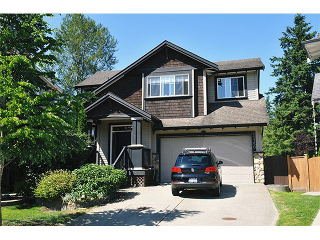 "Main Photo: 11750 237A Street in Maple Ridge: Cottonwood MR House for sale in ""ROCKWELL PARK"" : MLS®# V1129445"