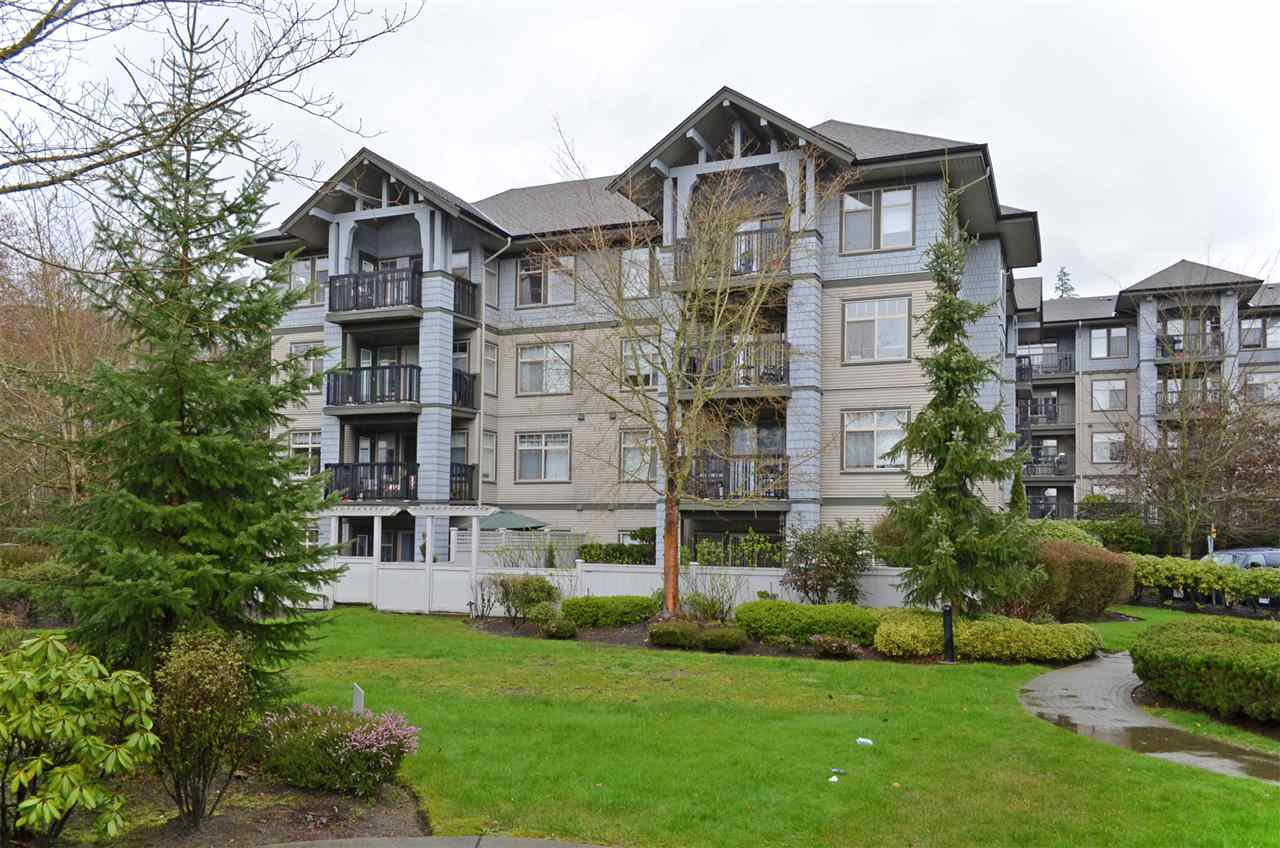 """Main Photo: 413 2988 SILVER SPRINGS Boulevard in Coquitlam: Westwood Plateau Condo for sale in """"TRILLIUM AT SILVER SPRINGS"""" : MLS®# R2044484"""