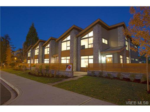 Main Photo: 3 2350 Henry Ave in NORTH SAANICH: Si Sidney North-East Row/Townhouse for sale (Sidney)  : MLS®# 724855