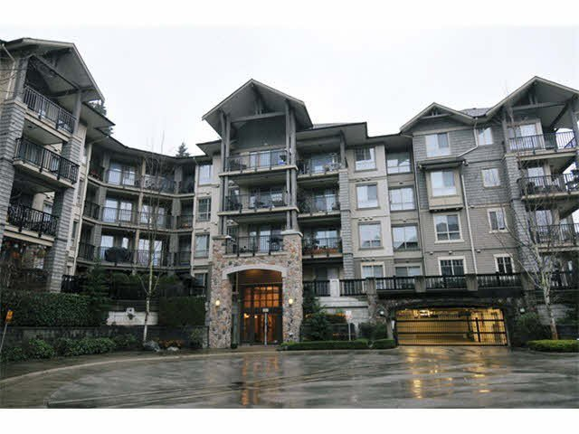 "Main Photo: 108 2969 WHISPER Way in Coquitlam: Westwood Plateau Condo for sale in ""SILVER SPRINGS"" : MLS®# R2061992"