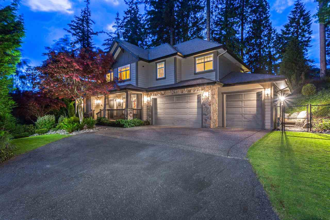 Main Photo: 142 DOGWOOD Drive: Anmore House for sale (Port Moody)  : MLS®# R2072887