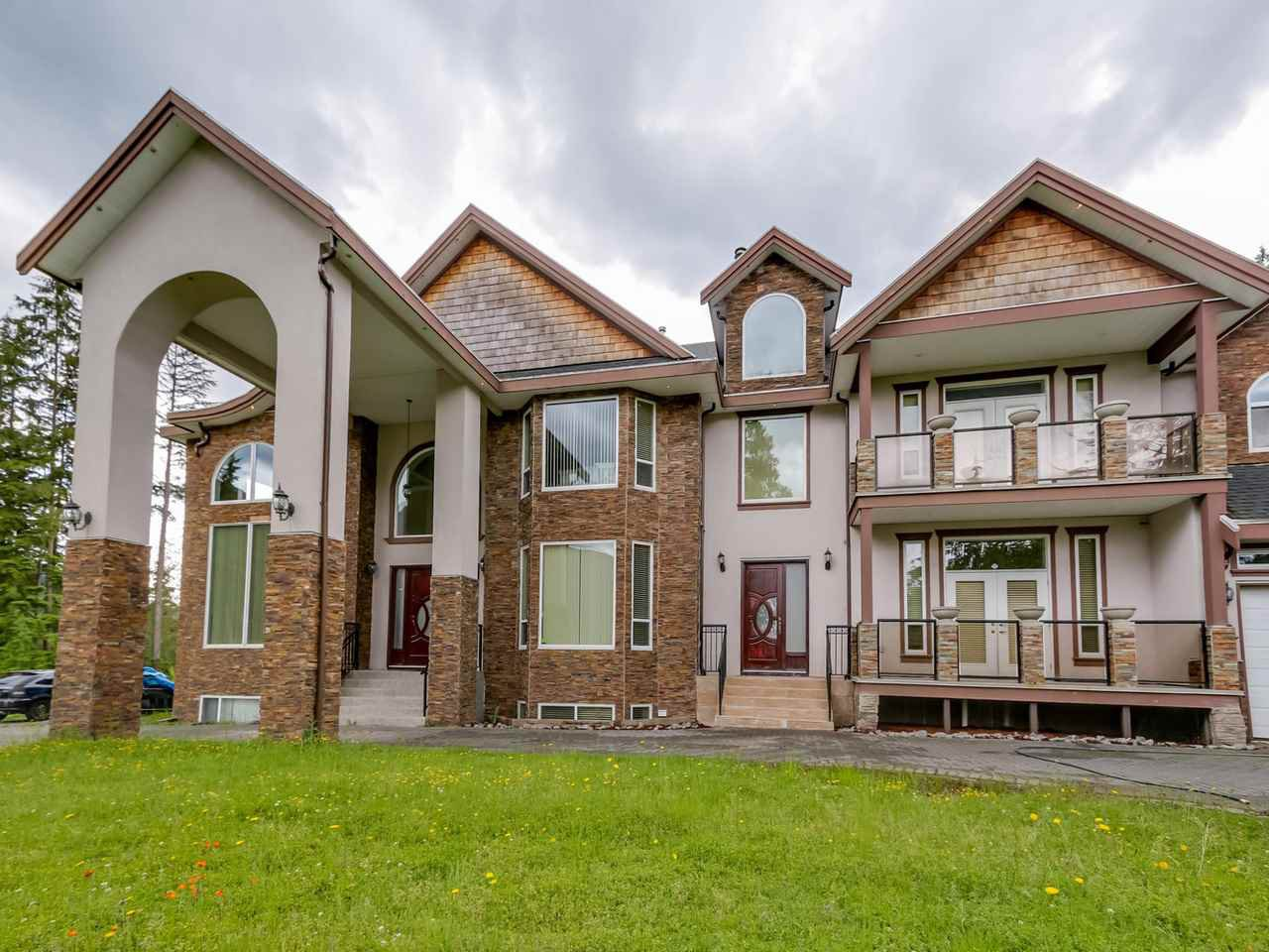 Main Photo: 3050 ANMORE CREEK Way: Anmore House for sale (Port Moody)  : MLS®# R2077079