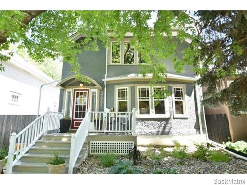 Main Photo: 3331 ANGUS Street in Regina: Single Family Dwelling for sale (Regina Area 05)  : MLS®# 575869