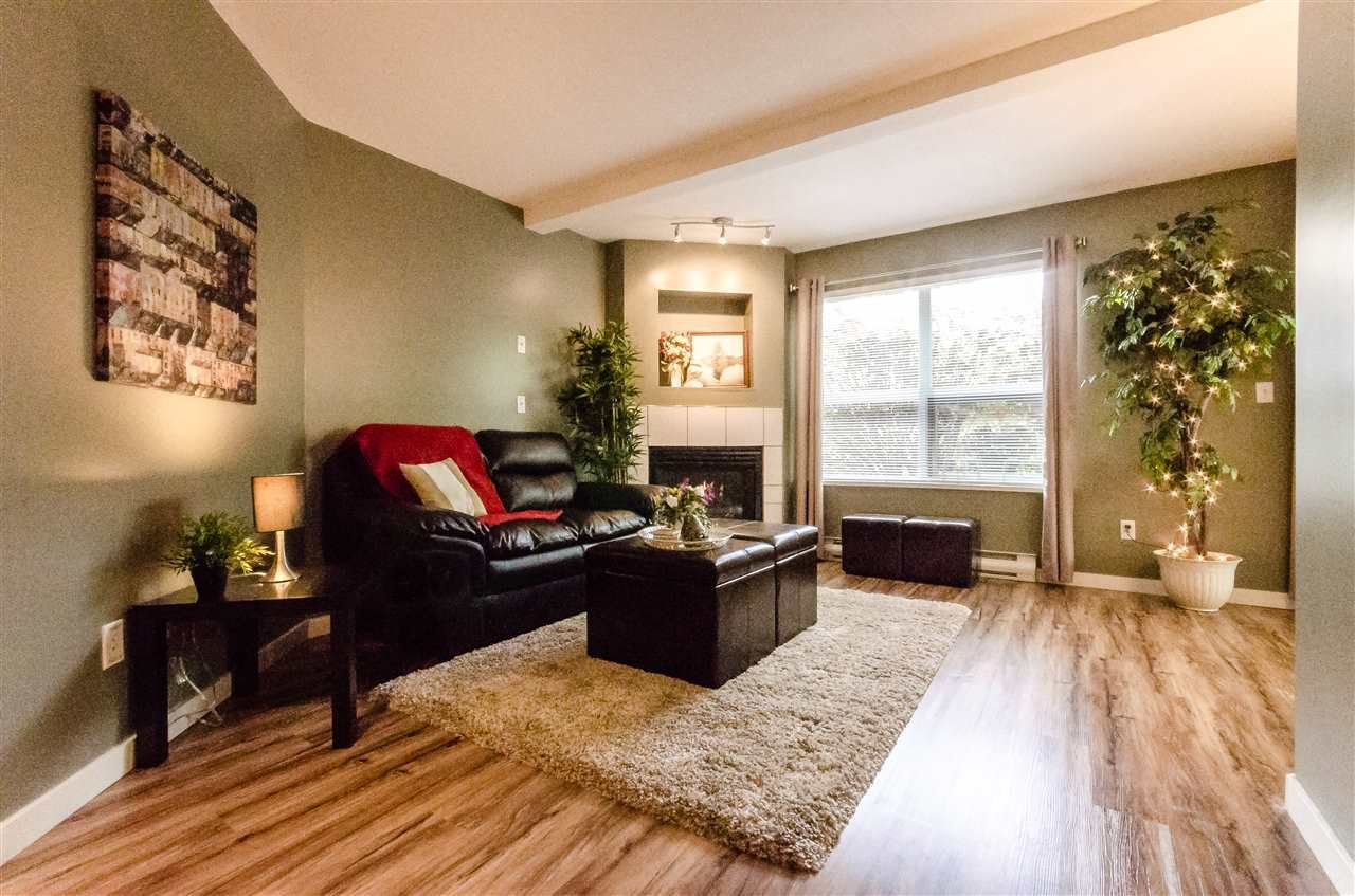 "Main Photo: 105 2437 WELCHER Avenue in Port Coquitlam: Central Pt Coquitlam Condo for sale in ""STIRLING CLASSIC"" : MLS®# R2121168"
