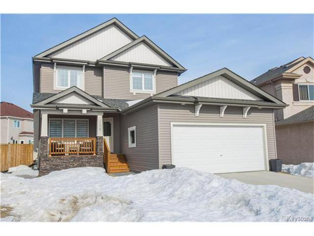 Main Photo: 198 Moonbeam Way in Winnipeg: Sage Creek Residential for sale (2K)  : MLS®# 1703291