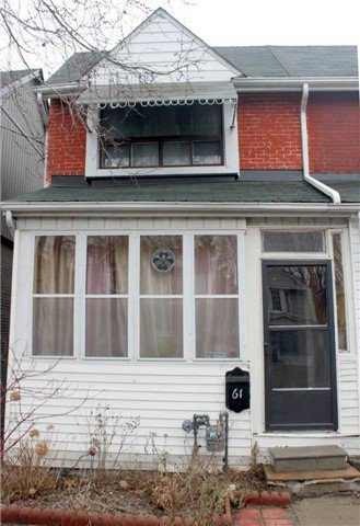 Main Photo: 61 Roseheath Avenue in Toronto: Woodbine Corridor House (2-Storey) for sale (Toronto E02)  : MLS®# E3743124