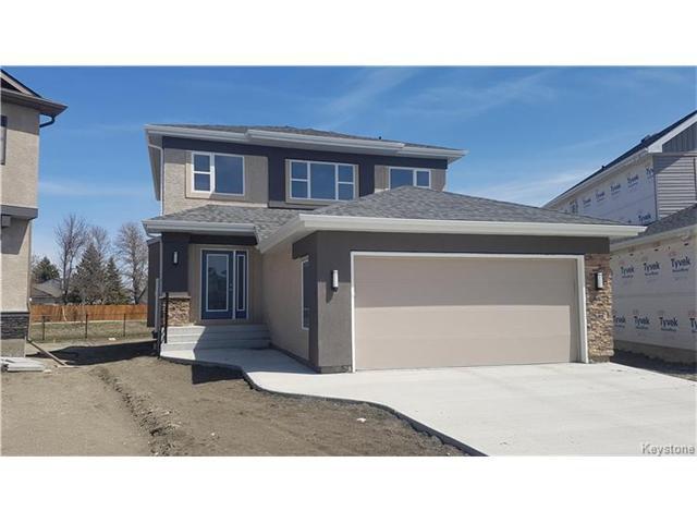 Main Photo: 34 Vesper Court in Winnipeg: Westdale Residential for sale (1H)  : MLS®# 1710446