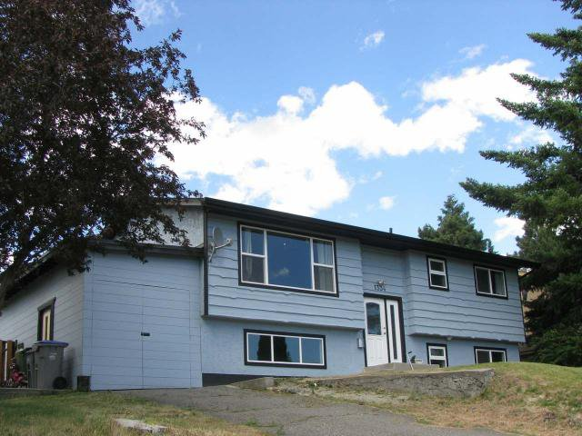 Main Photo: 1334 HOOK DRIVE in : Batchelor Heights House for sale (Kamloops)  : MLS®# 141092