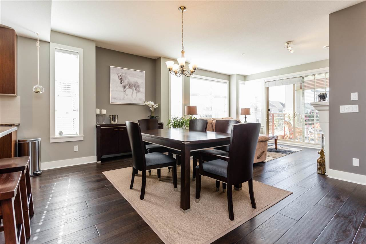 """Photo 5: Photos: 202 16447 64 Avenue in Surrey: Cloverdale BC Condo for sale in """"St. Andrew's"""" (Cloverdale)  : MLS®# R2184121"""