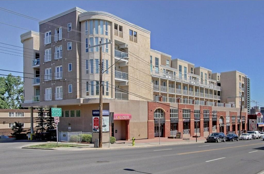 Welcome to 1540 17 Ave SW.  You'll love this trendy building