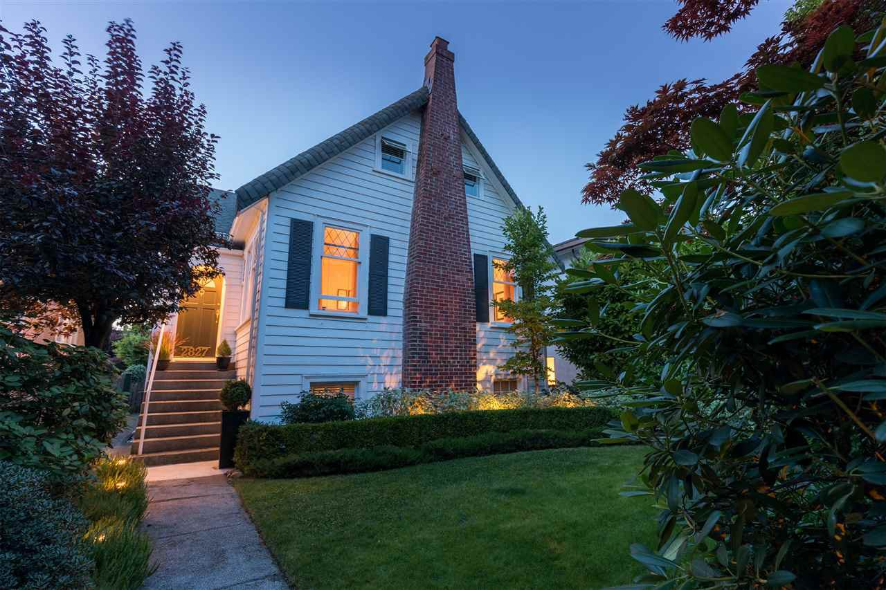 Main Photo: 2827 W 33RD Avenue in Vancouver: MacKenzie Heights House for sale (Vancouver West)  : MLS®# R2198552