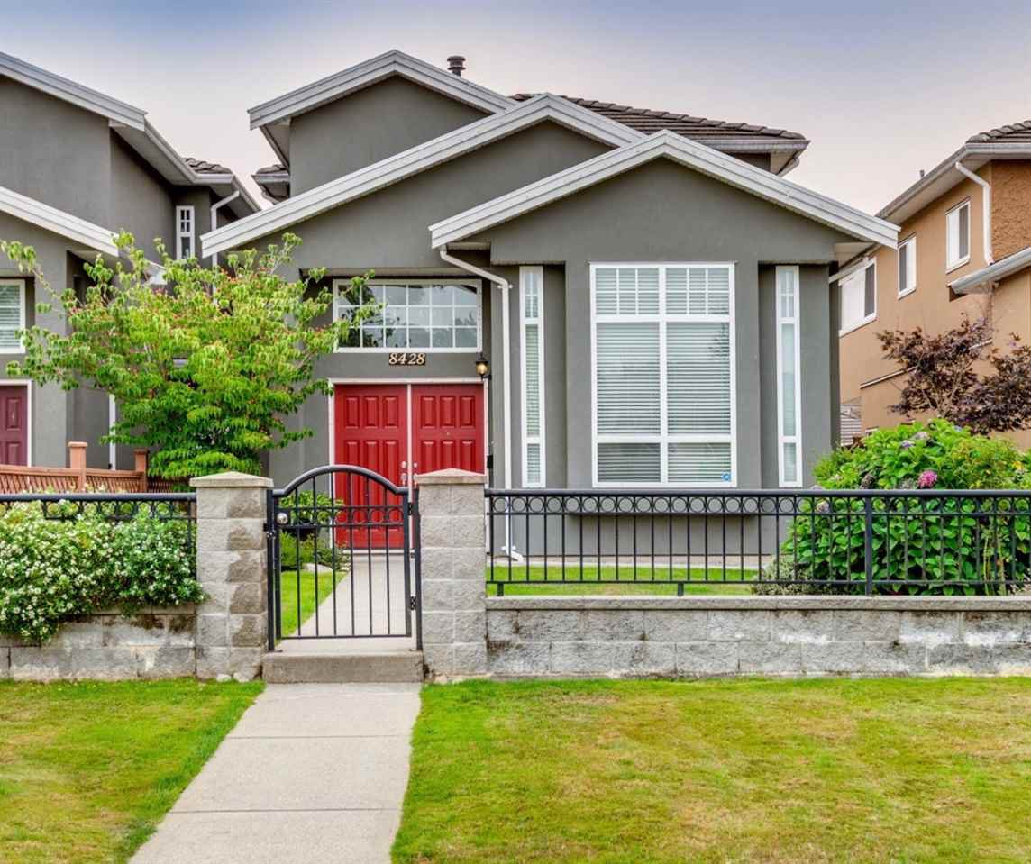 Main Photo: 8428 14TH AVENUE in Burnaby: East Burnaby House 1/2 Duplex for sale (Burnaby East)  : MLS®# R2203946