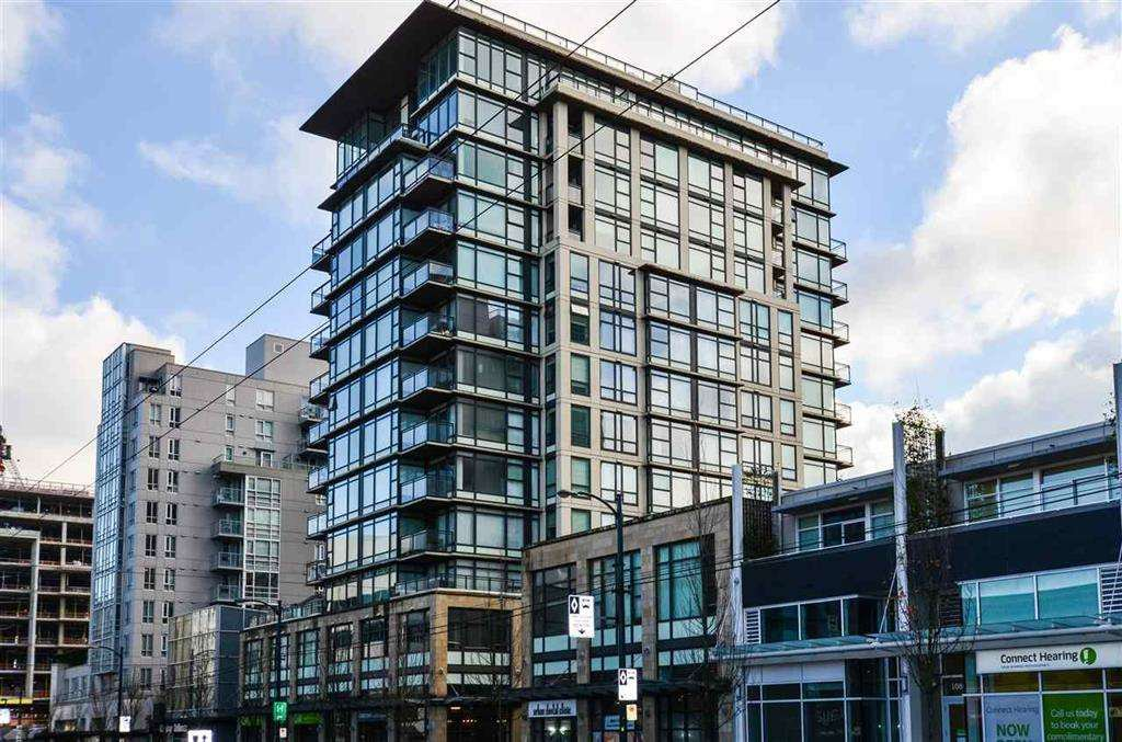 Main Photo: 701 1068 W BROADWAY in Vancouver: Fairview VW Condo for sale (Vancouver West)  : MLS®# R2231061