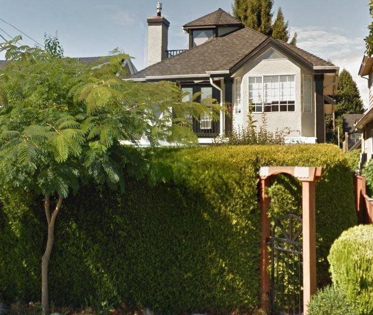 "Main Photo: 3441 W 8TH Avenue in Vancouver: Kitsilano 1/2 Duplex for sale in ""Kitislano"" (Vancouver West)  : MLS®# R2248280"
