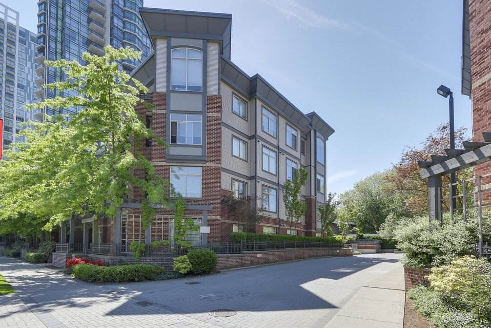 "Main Photo: 310 10455 UNIVERSITY Drive in Surrey: Whalley Condo for sale in ""D'COR"" (North Surrey)  : MLS®# R2309445"