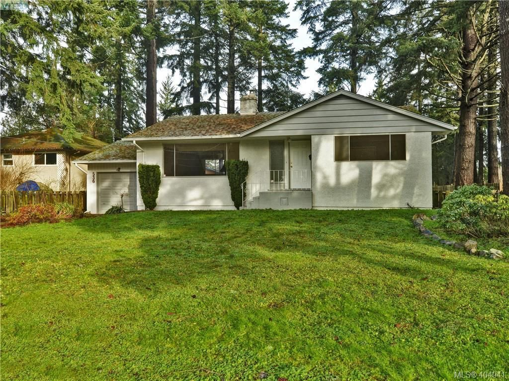 Main Photo: 536 Acland Ave in VICTORIA: Co Wishart North Single Family Detached for sale (Colwood)  : MLS®# 804616
