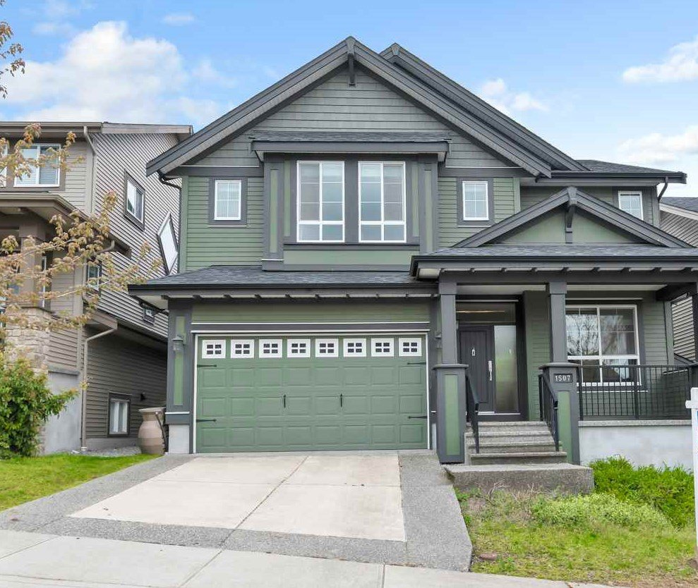 """Main Photo: 1507 DAYTON Street in Coquitlam: Burke Mountain House for sale in """"PARTINGTON"""" : MLS®# R2364404"""