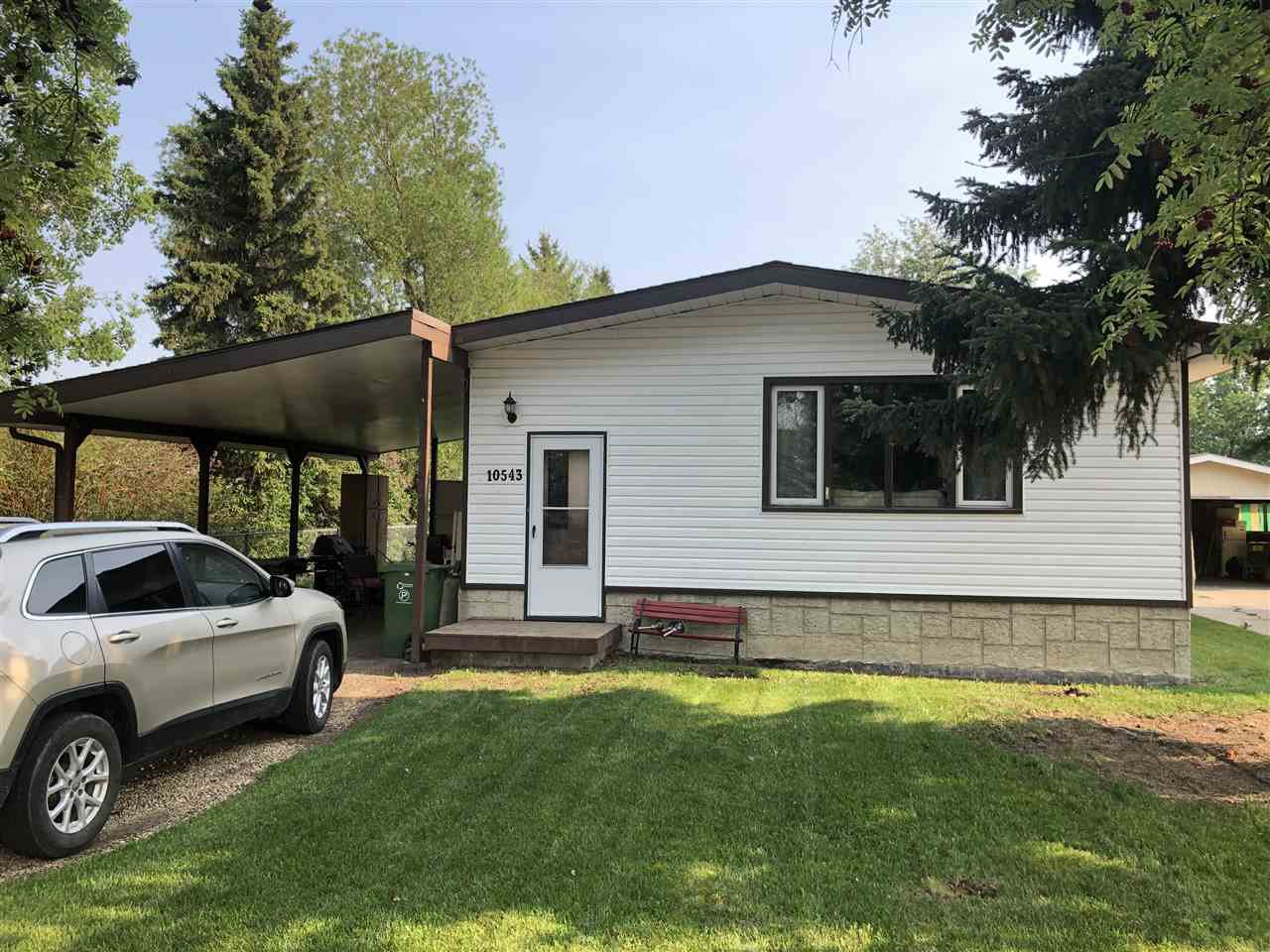 Main Photo: 10543 103 Street: Westlock House for sale : MLS®# E4160230