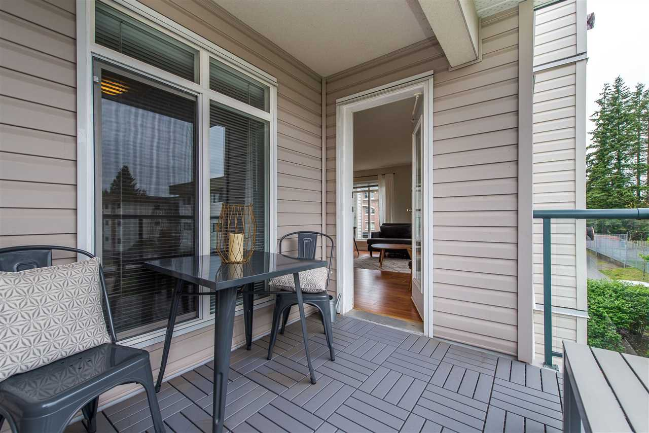 """Photo 10: Photos: 318 32085 GEORGE FERGUSON Way in Abbotsford: Abbotsford West Condo for sale in """"Arbour Court"""" : MLS®# R2376542"""