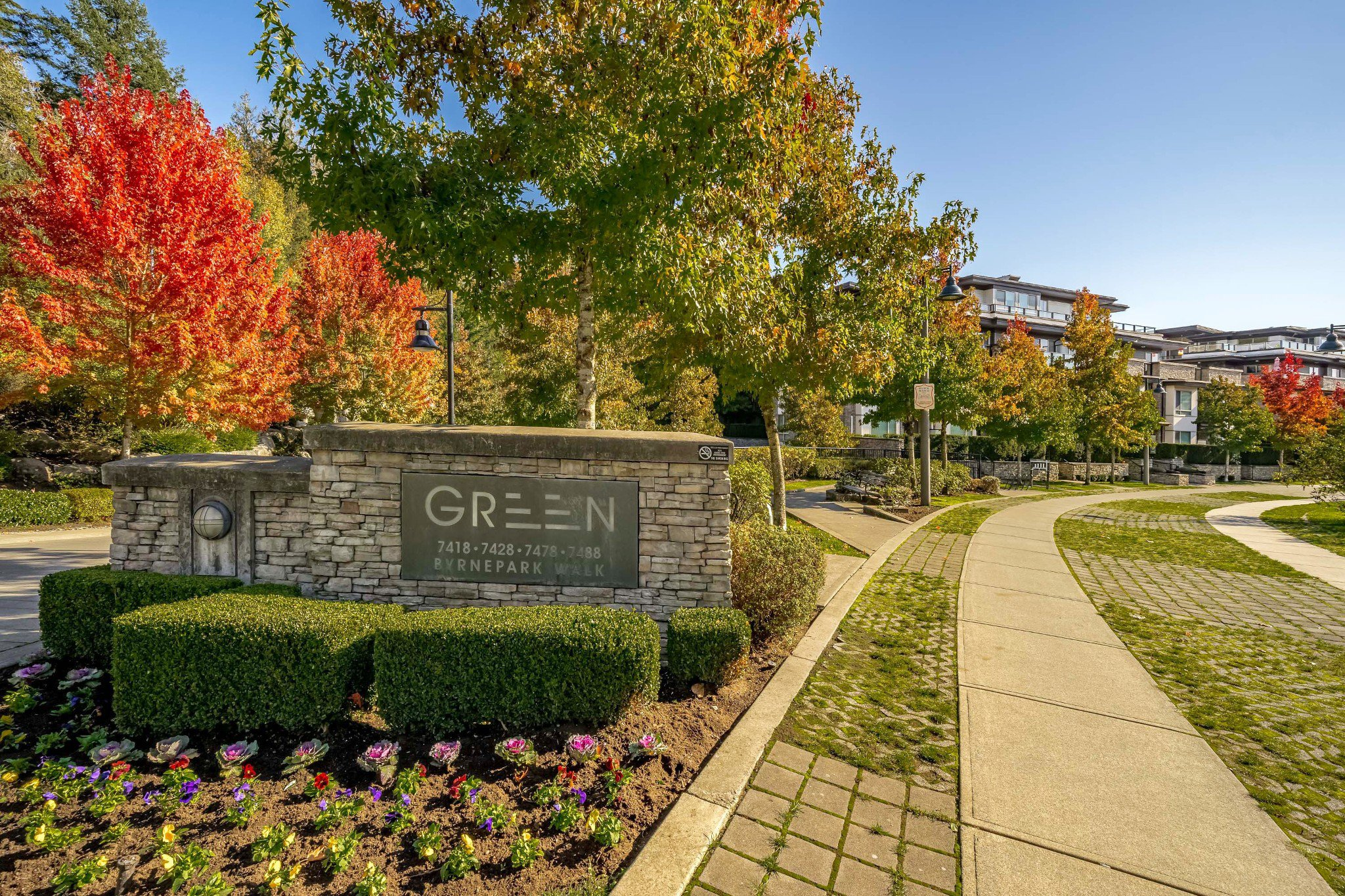 "Main Photo: 302 7418 BYRNEPARK Walk in Burnaby: South Slope Condo for sale in ""South Slope/Edmonds"" (Burnaby South)  : MLS®# R2412356"