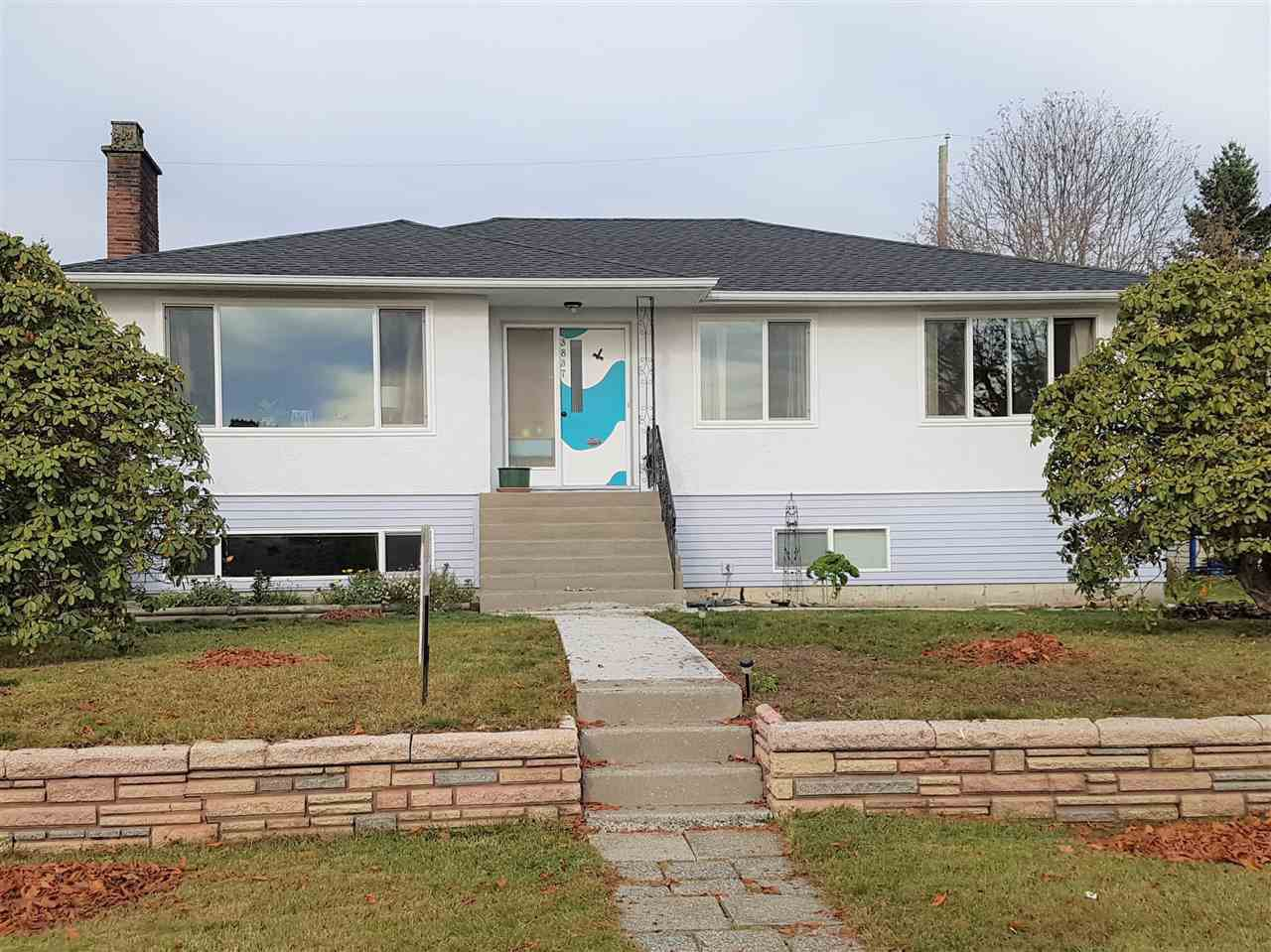 Photo 1: Photos: 3837 HURST Street in Burnaby: Suncrest House for sale (Burnaby South)  : MLS®# R2419284