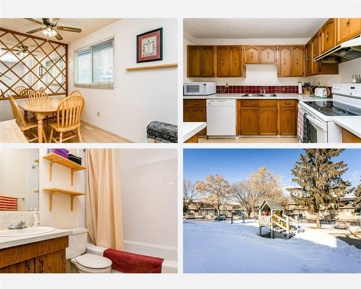 Main Photo: 3223 142 Avenue in Edmonton: Zone 35 Townhouse for sale : MLS®# E4189905