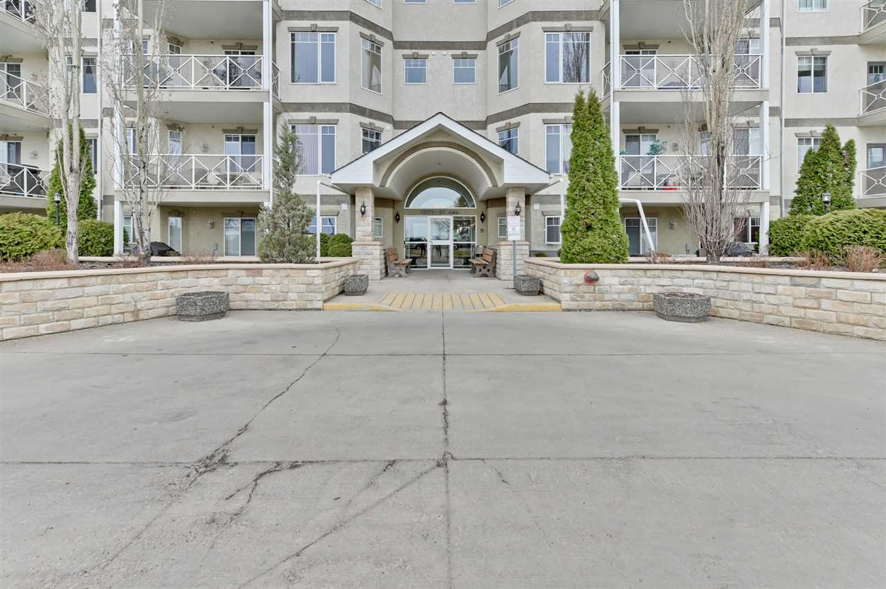 Main Photo: 216 12111 51 Avenue in Edmonton: Zone 15 Condo for sale : MLS®# E4190071