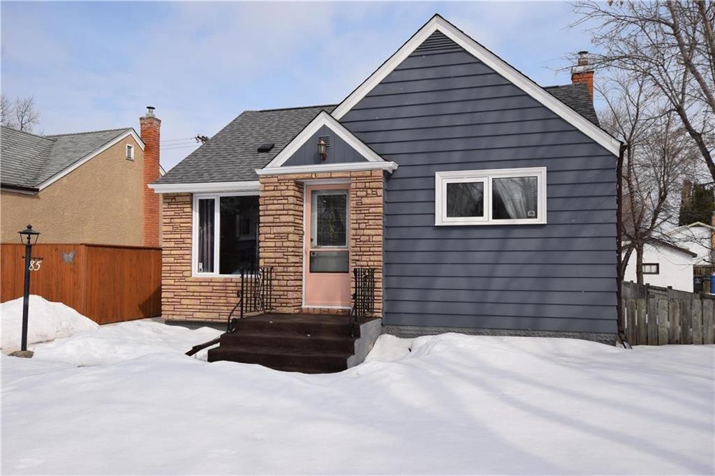 Main Photo: 85 Smithfield Avenue in Winnipeg: West Kildonan Residential for sale (4D)  : MLS®# 202006619