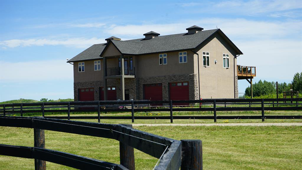 Main Photo: 34202 Township Road 342 in Rural Red Deer County: Agri-Business for sale : MLS®# CA0194334